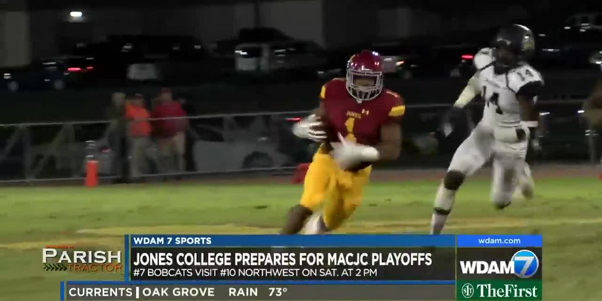 Jones College readies for top 10 playoff clash with Northwest
