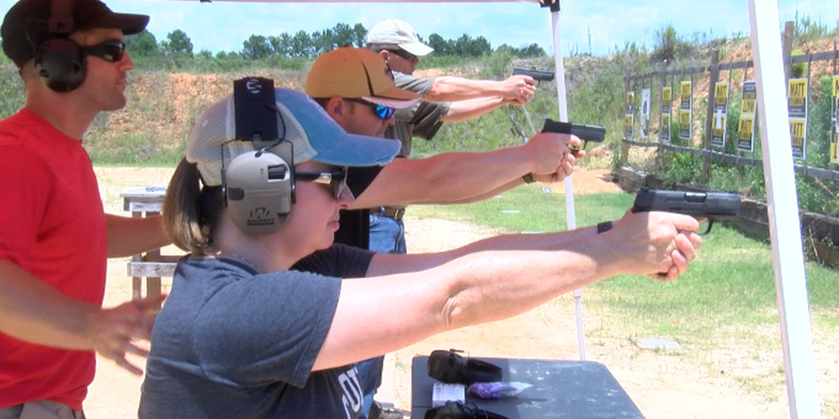 Pine Belt residents learn about gun safety