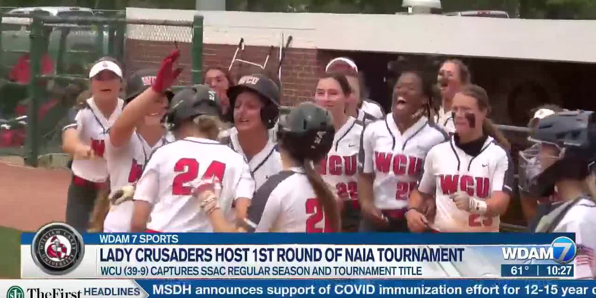 Lady Crusaders to host NAIA opening round