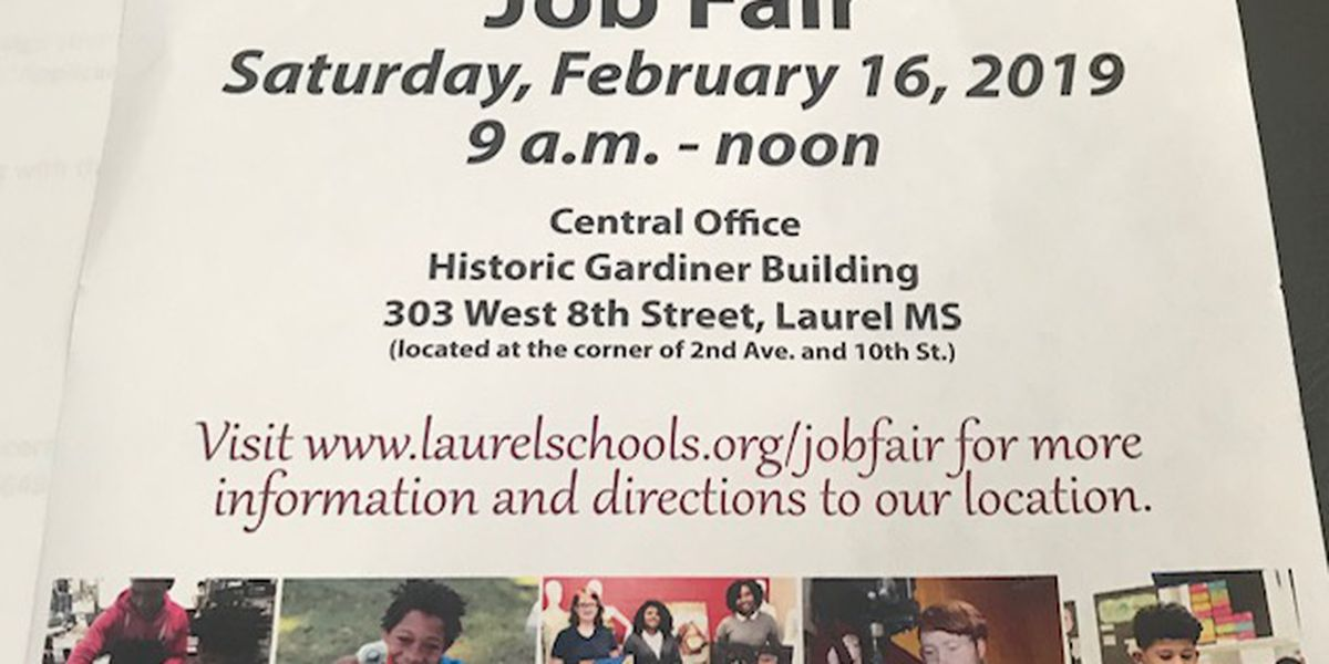 Laurel School District to host job fair