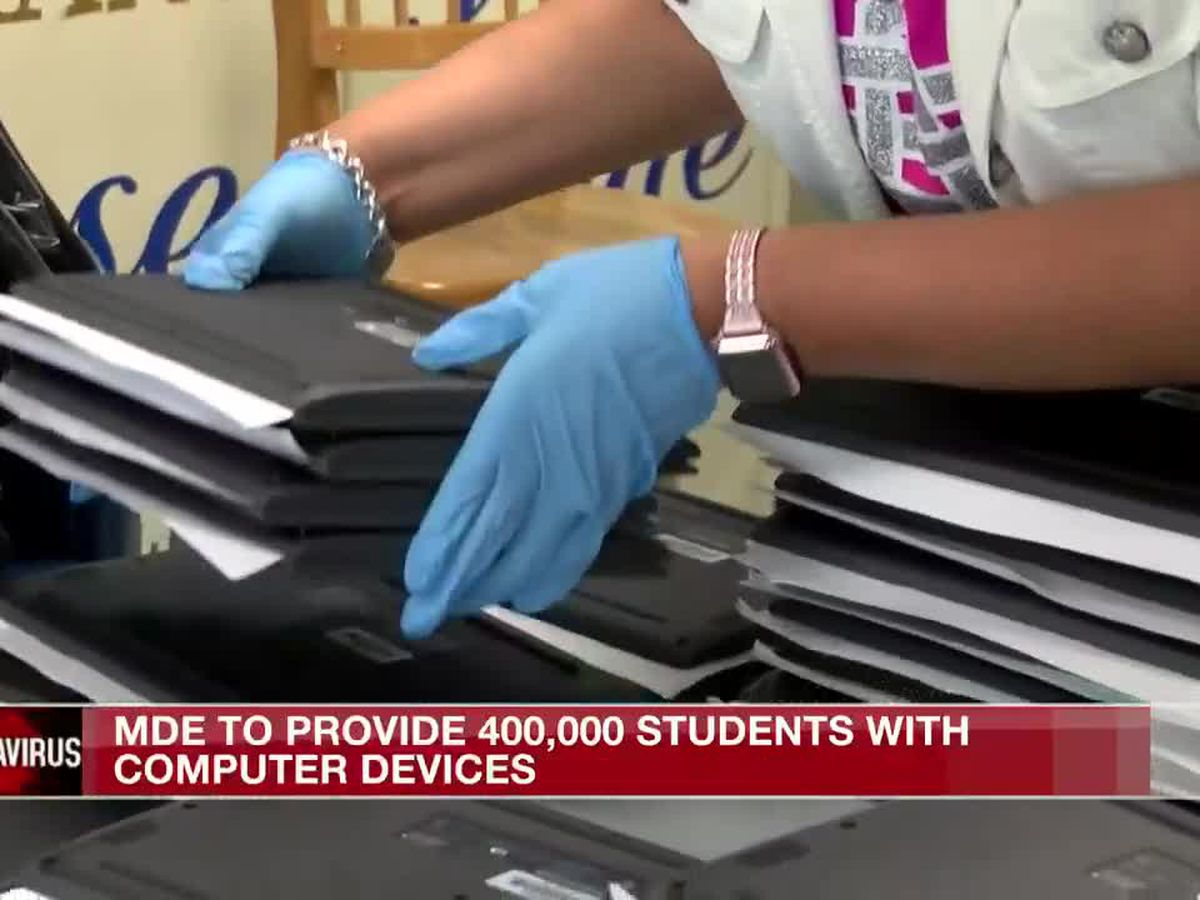 MDE to provide 400K students with computer devices