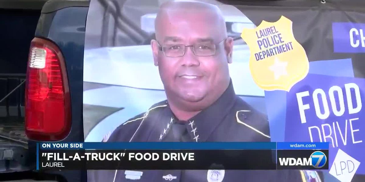 LPD carries on late chief's legacy with annual food drive