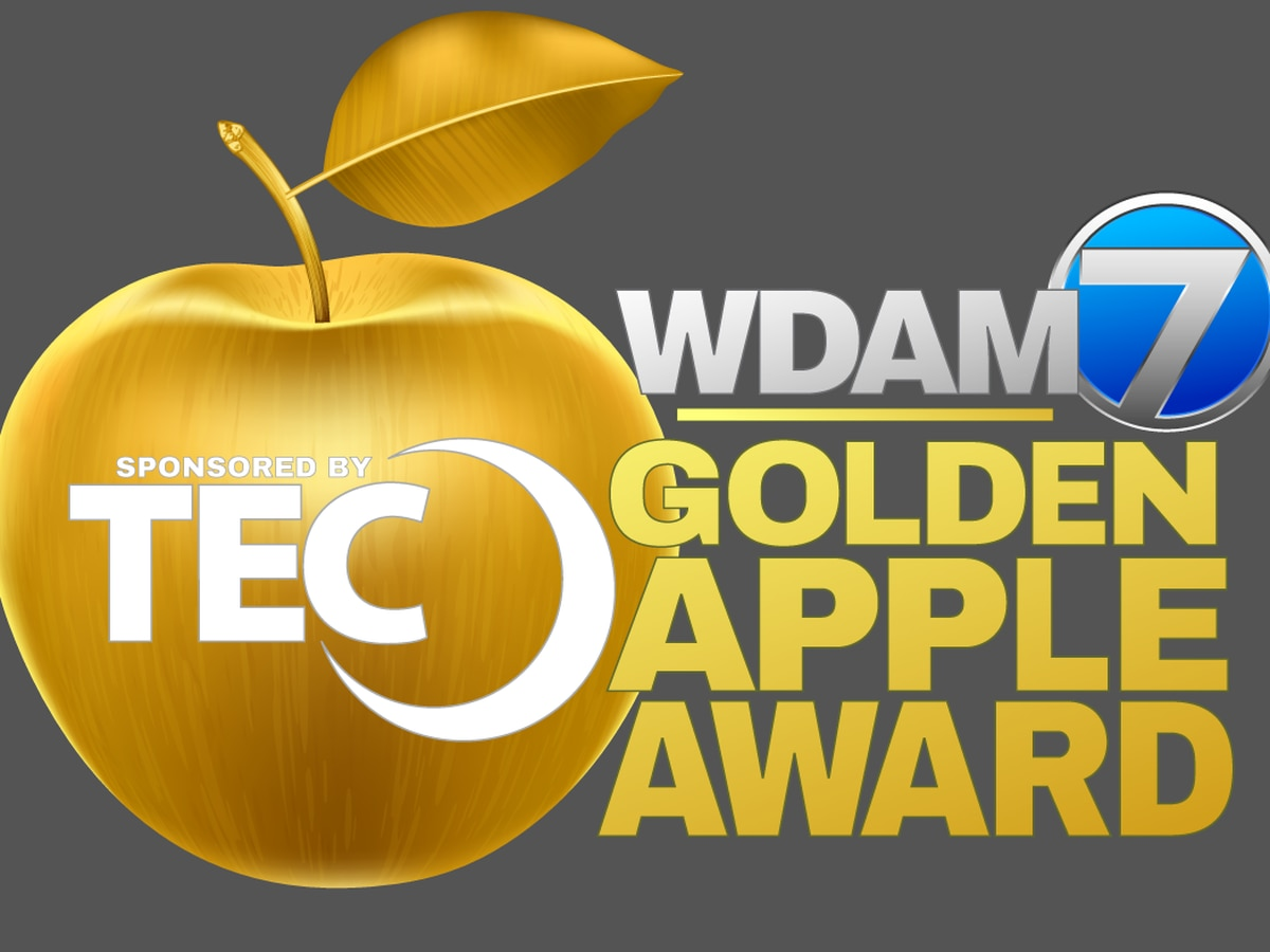 WDAM Golden Apple Award