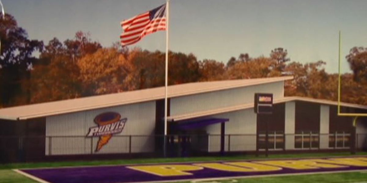 Bid approved for new Purvis field house construction