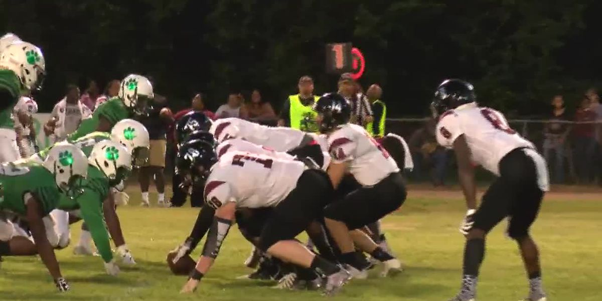 High School Highlights: Lawrence County at Collins