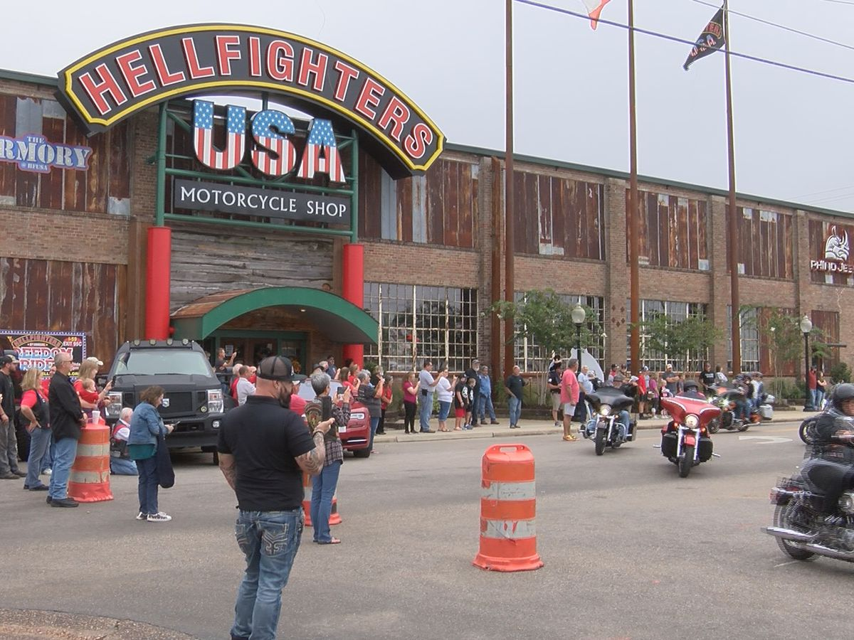 Hellfighters USA hold 6th Annual Freedom Ride