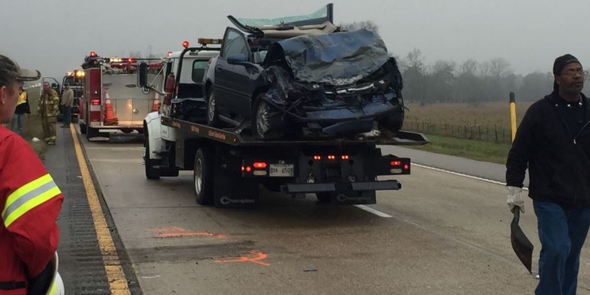 Fatal wreck victims identified