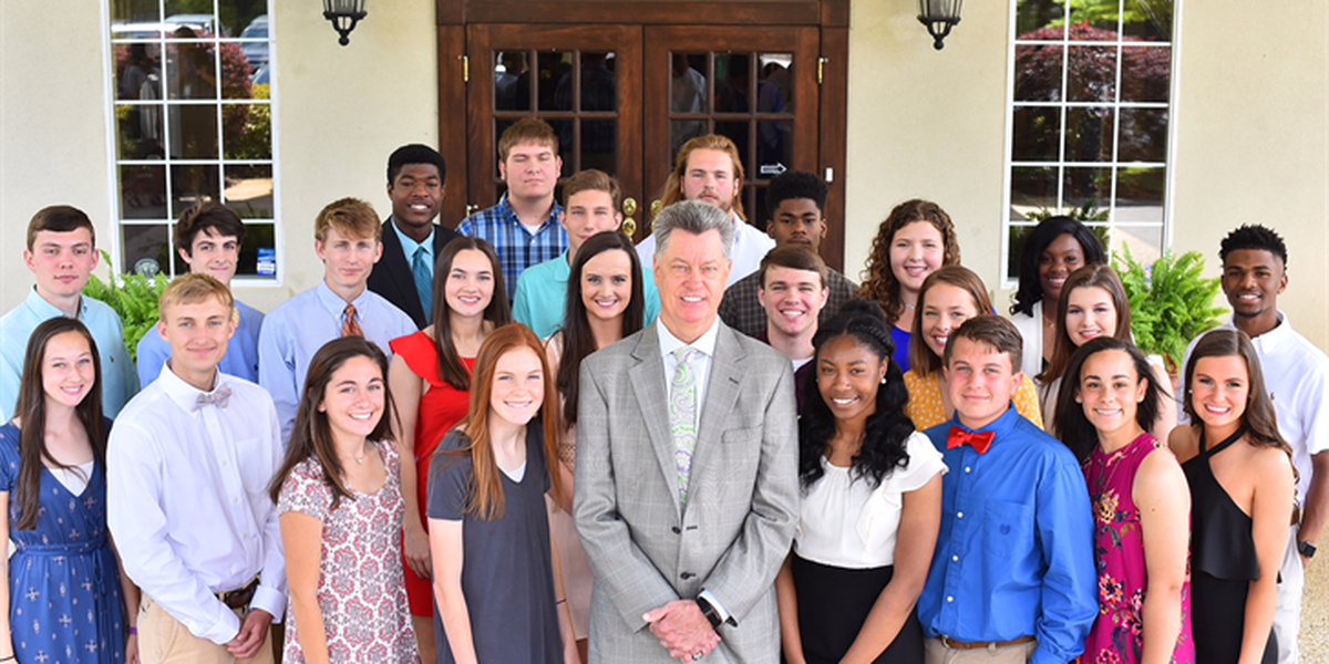 Annual student athlete luncheon held at Southern Oaks