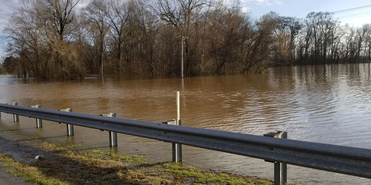 Local agencies provide update on rising Pearl River as crest slightly lowered