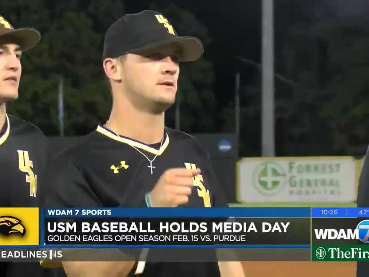 USM baseball with lofty goals ahead of 2019 campaign