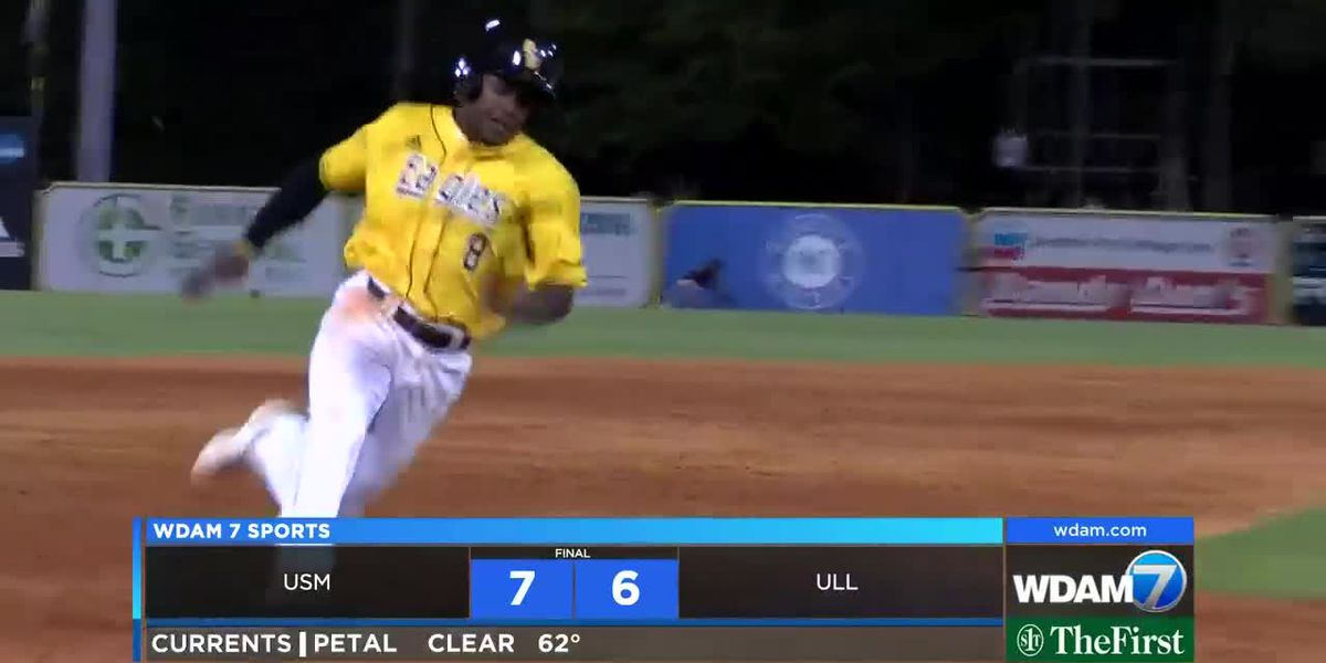 Donaldson double gives USM walk-off win