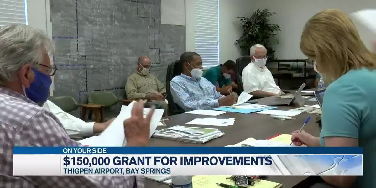 $150,000 FAA grant to be used for Thigpen Airport improvements
