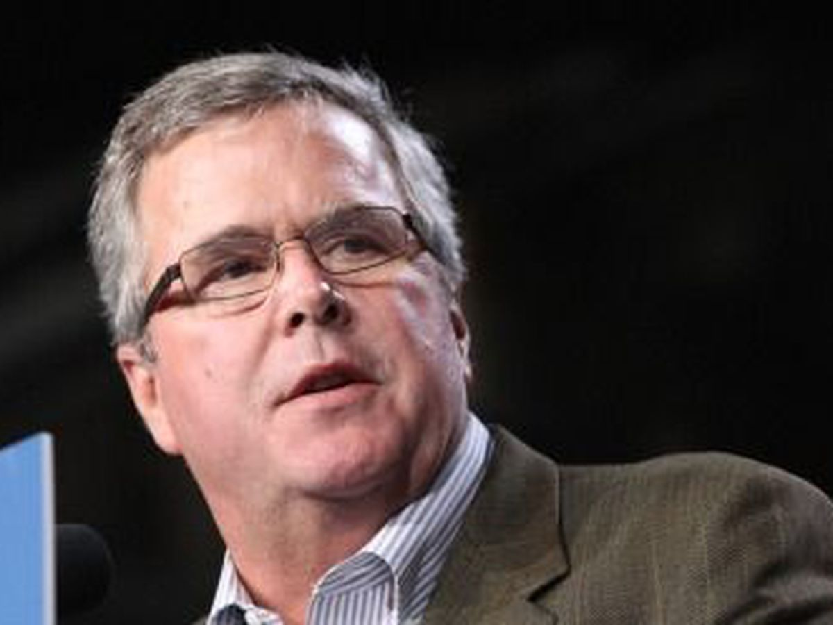 Former FL governor Jeb Bush coming to Mississippi to raise money for Tate Reeves