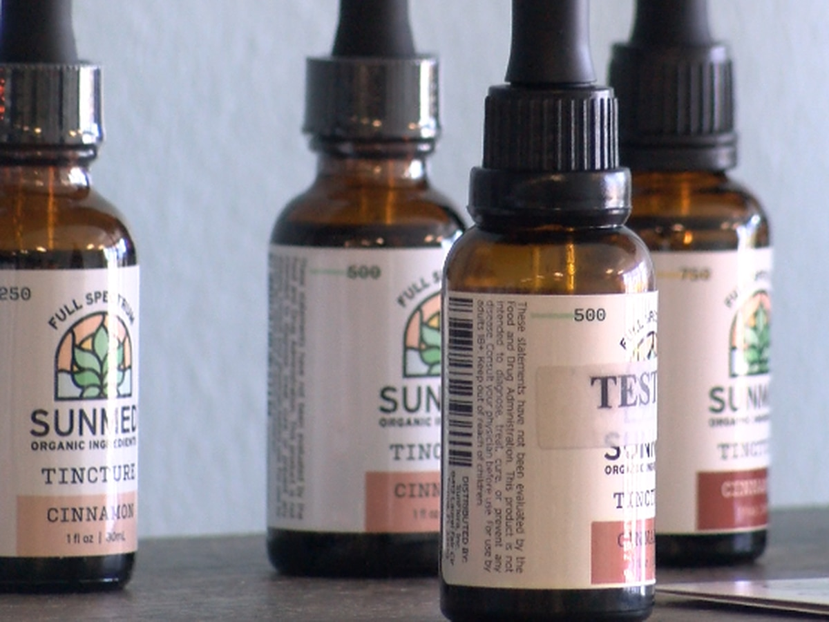 Hattiesburg store owner shares CBD health benefits