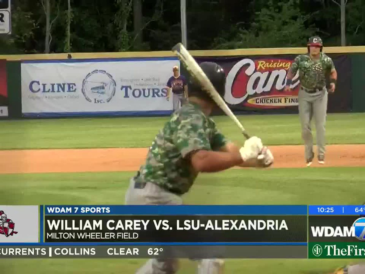 Carey sweeps LSU-Alexandria on Tuesday