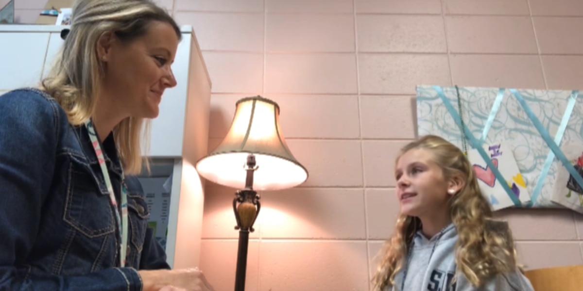 Moselle Elementary School creates student newscast