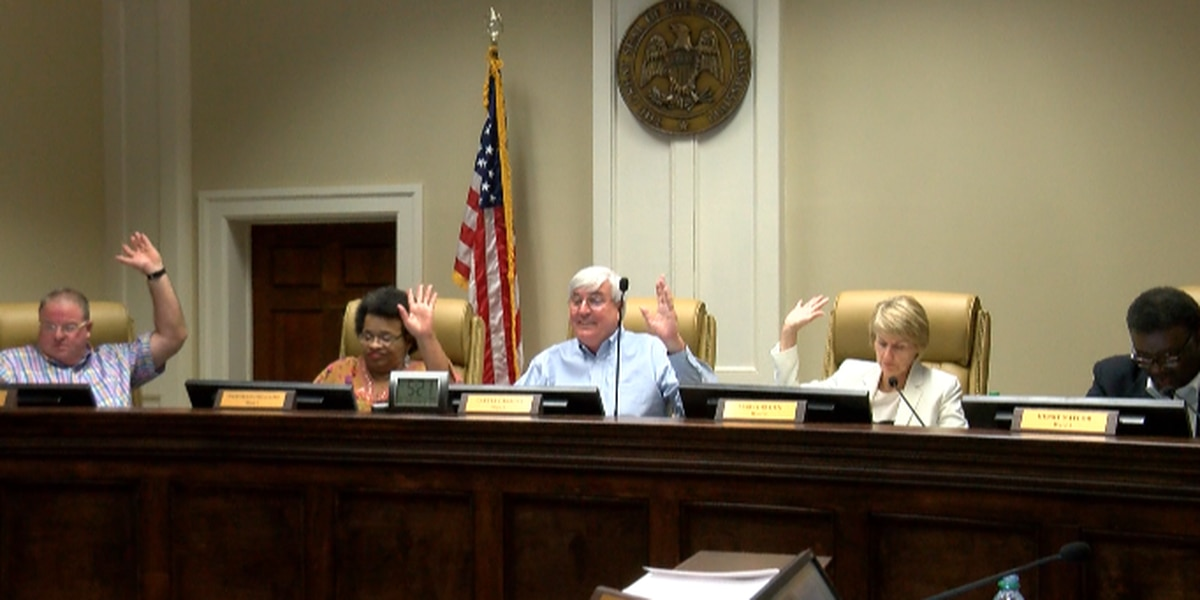 Hattiesburg council approves tax exemptions for 12 companies