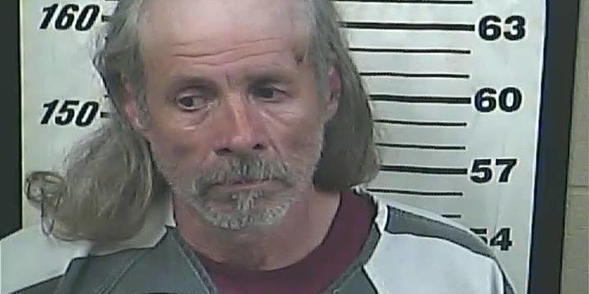Man arrested on felony drug charges in New Augusta Friday