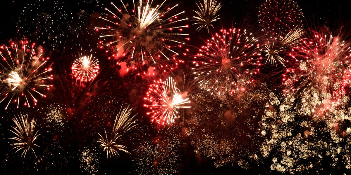 Firework season returns ahead of New Year
