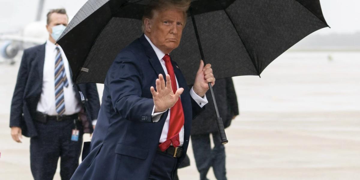 President Trump approves Mississippi's Hurricane Zeta emergency declaration