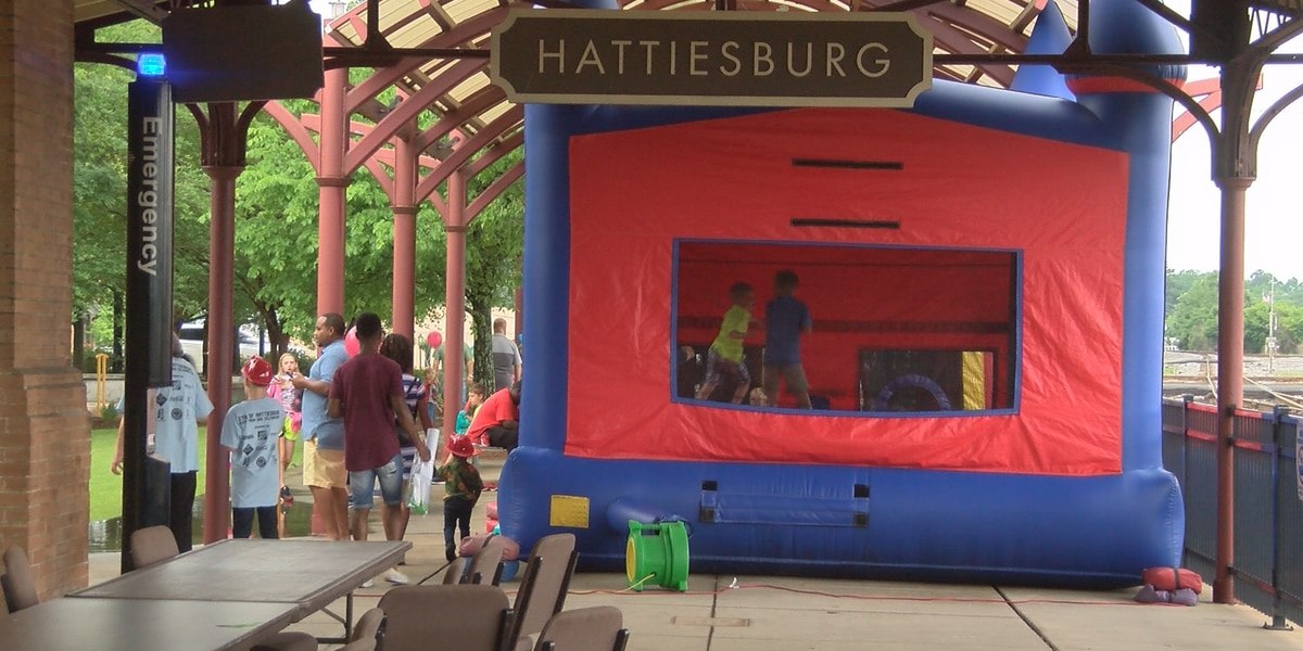 Hattiesburg hosts 4th annual Train Day