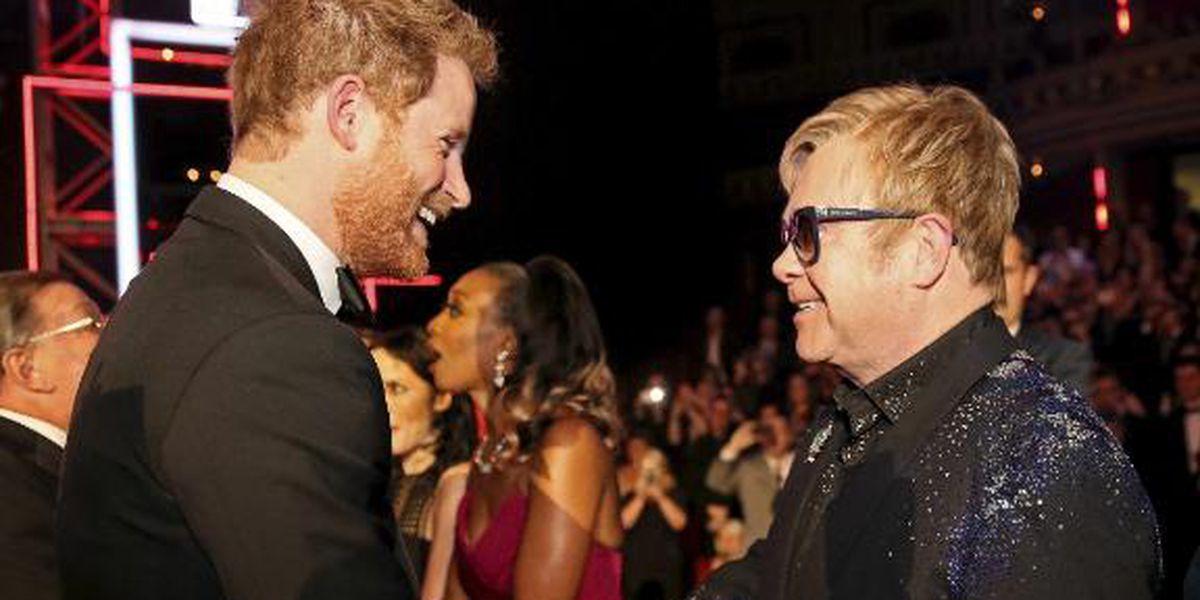 Elton John slams media for criticizing Harry, Meghan over private jet use