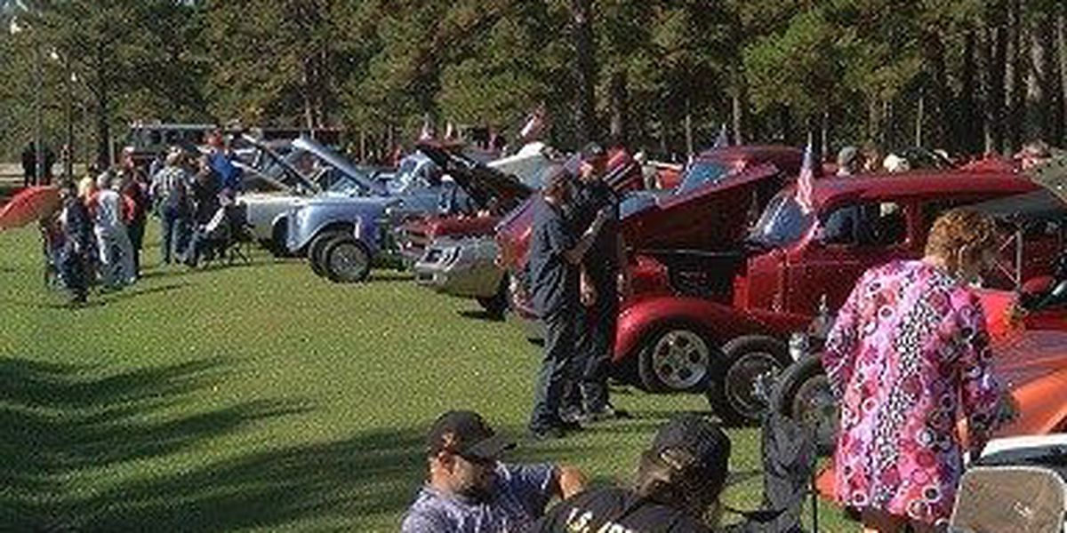 5th annual picnic/car show raises funds for wounded veterans