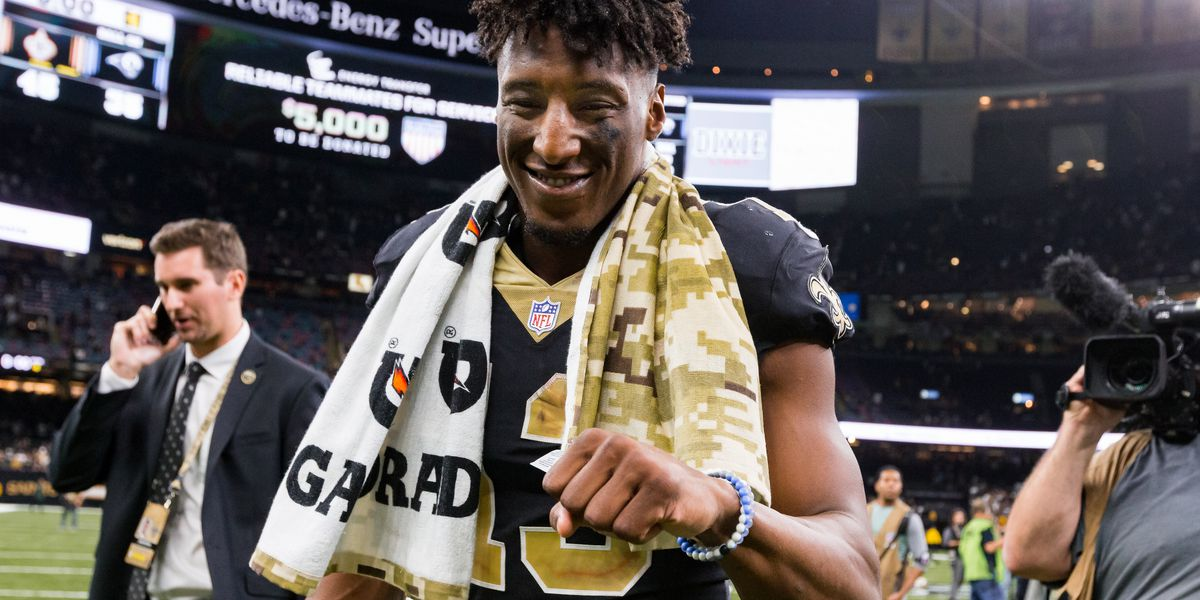 Thomas, Saints agree to contract extension making him highest paid WR in the NFL