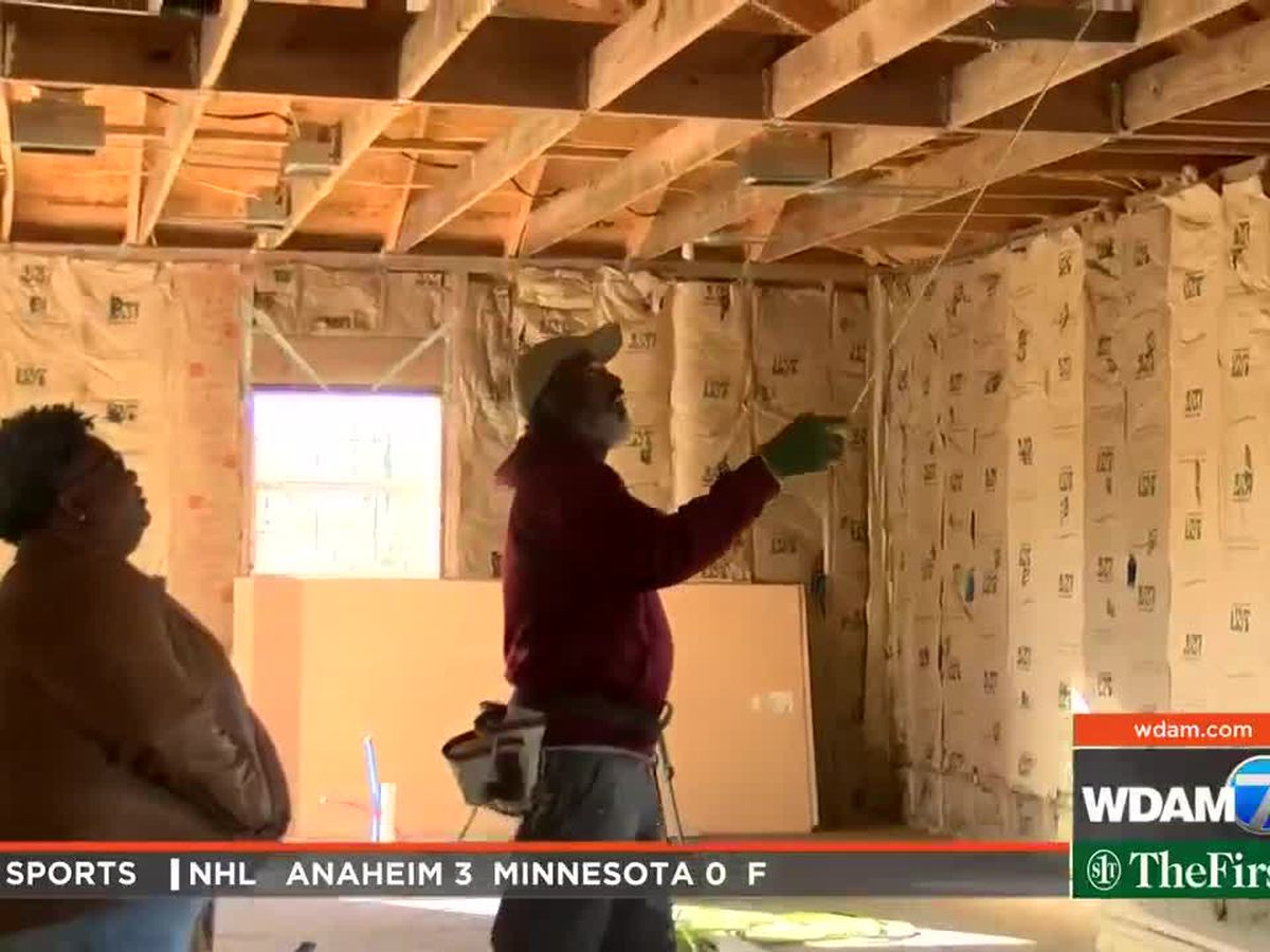 Good News: Nonprofit picks up home rebuild for alleged fraud victim