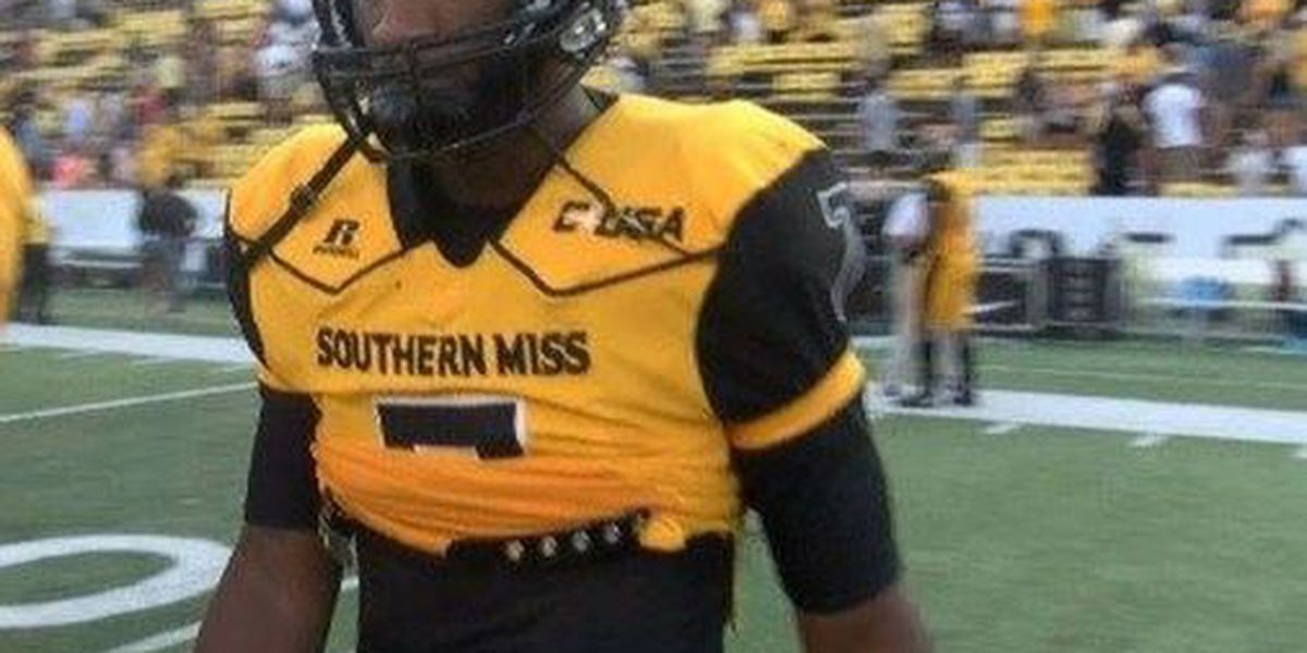 USM quarterback Kwadra Griggs reinstated to team