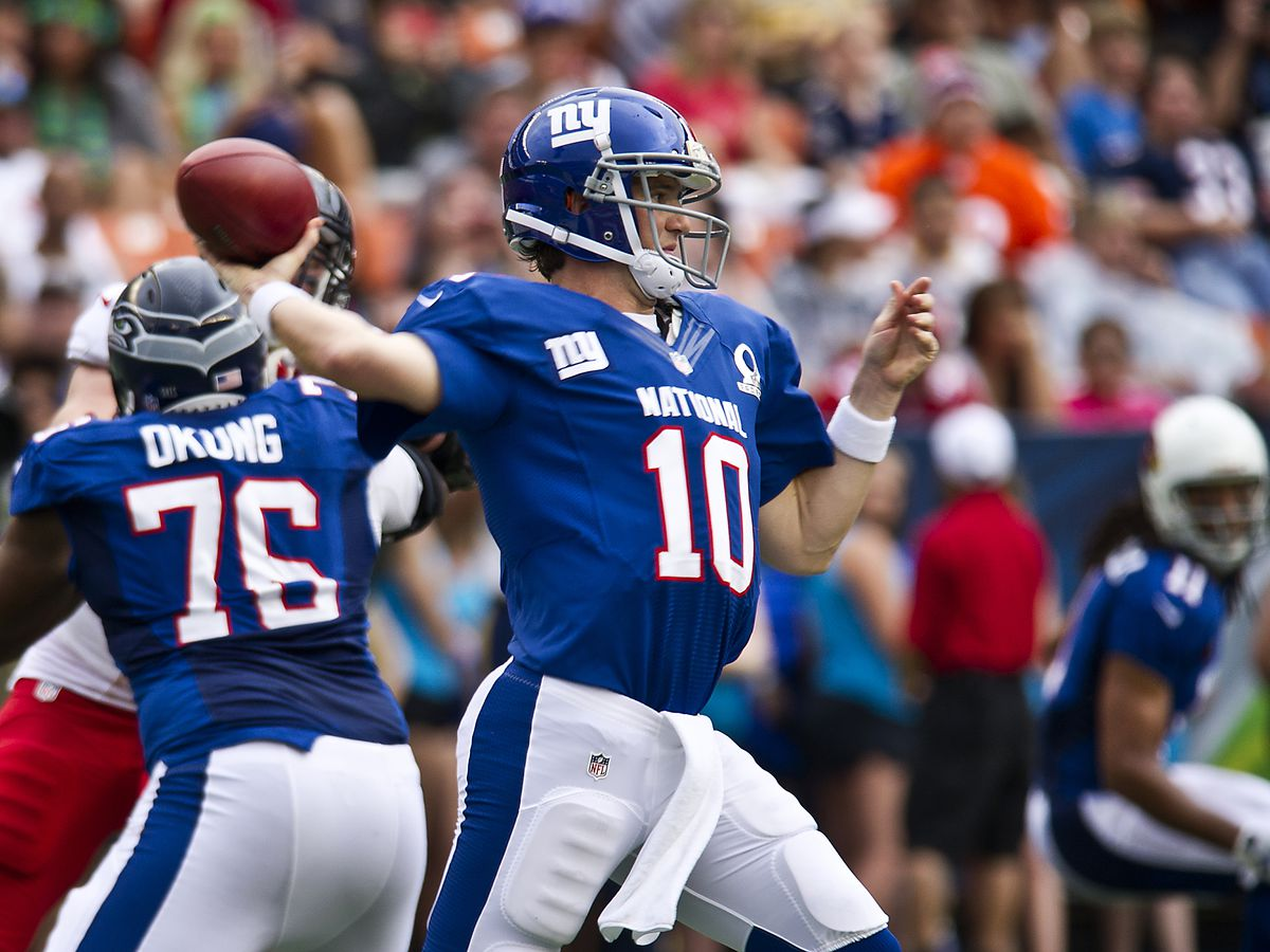 Eli Manning to retire from NFL