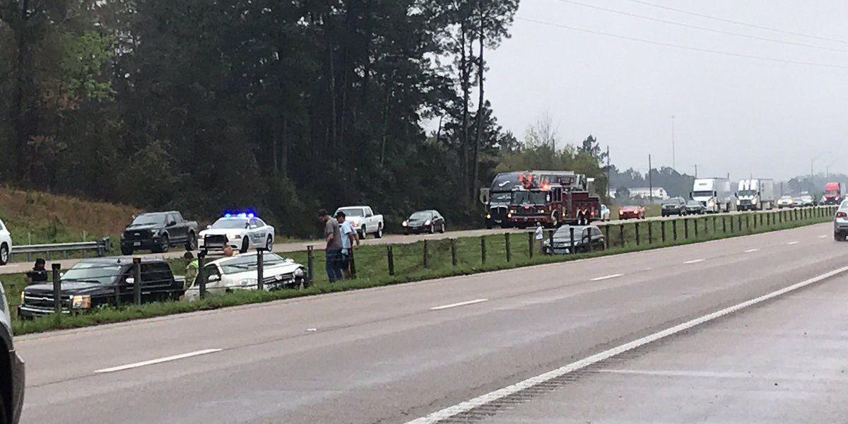 TRAFFIC ALERT: Multiple crashes on I-59, expect delays