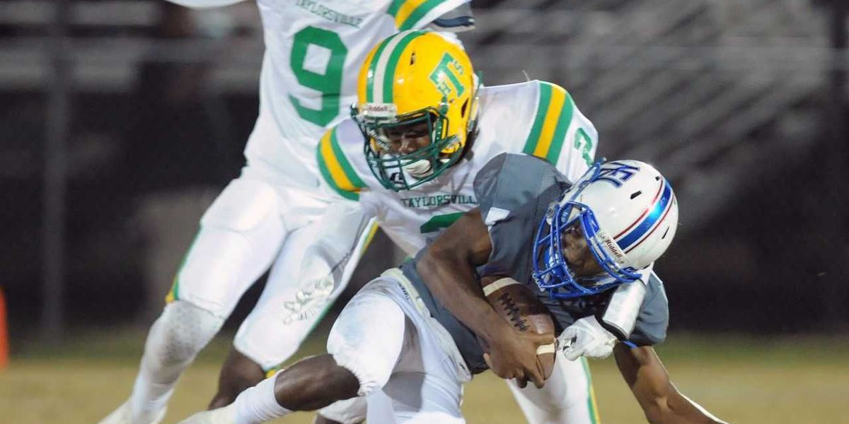 Taylorsville not concerned with expectations, just playing good football