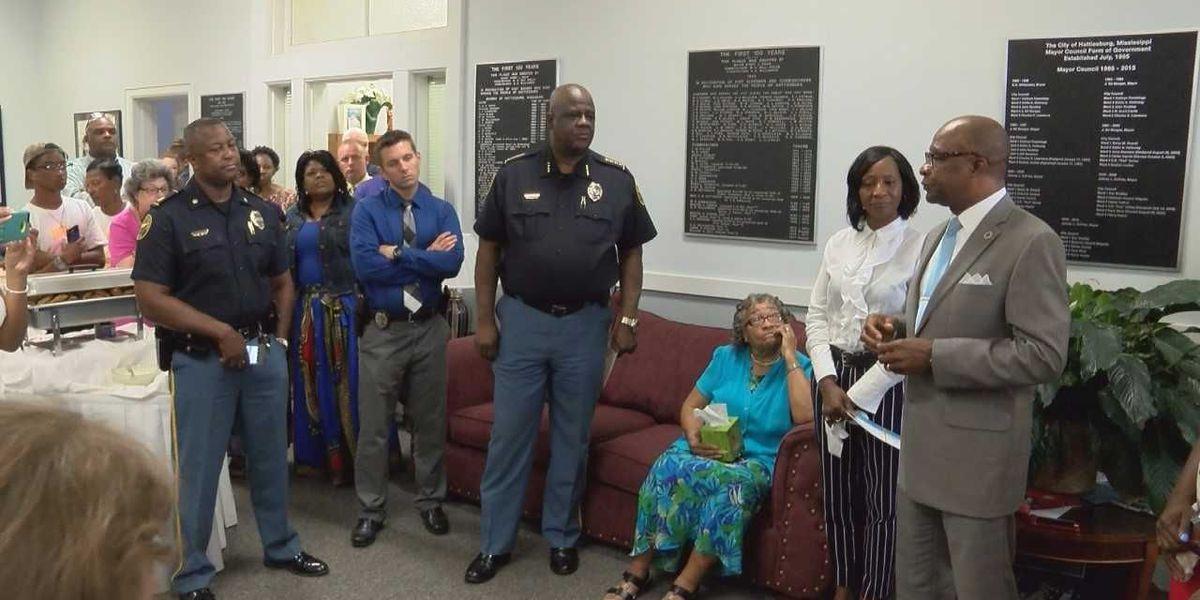 City Hall hosts sendoff for Mayor DuPree