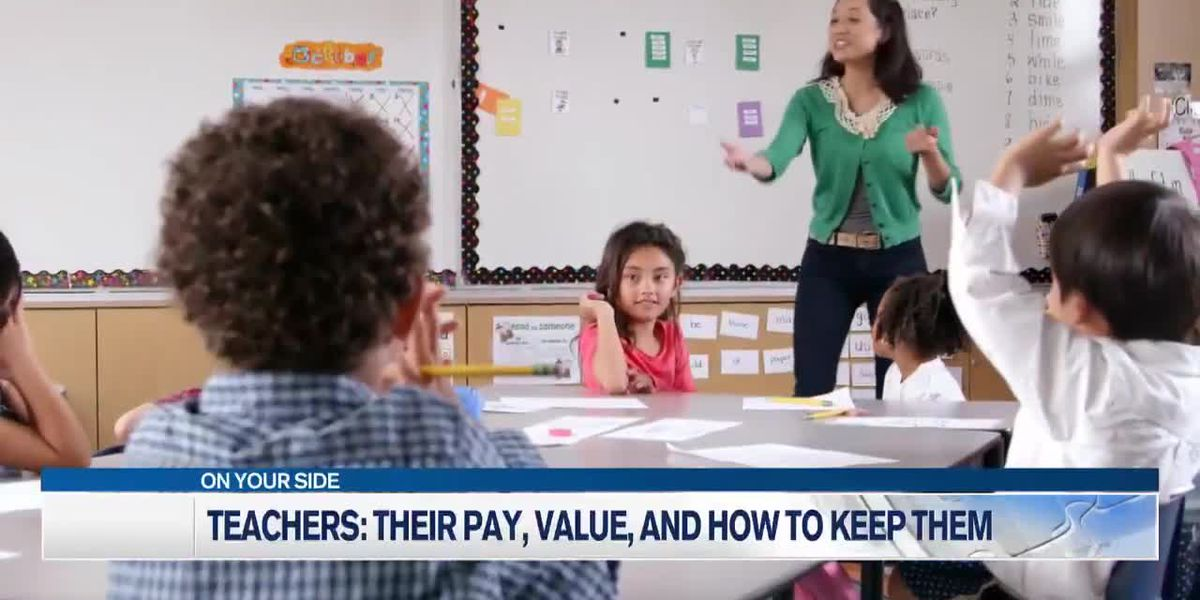 Teachers: Their pay, value and how to keep them
