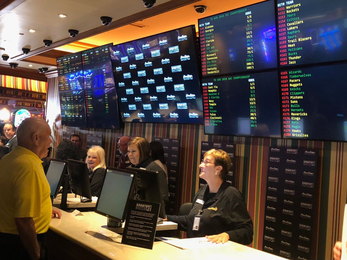 Mississippi casinos gear up for year two of sports betting and football season