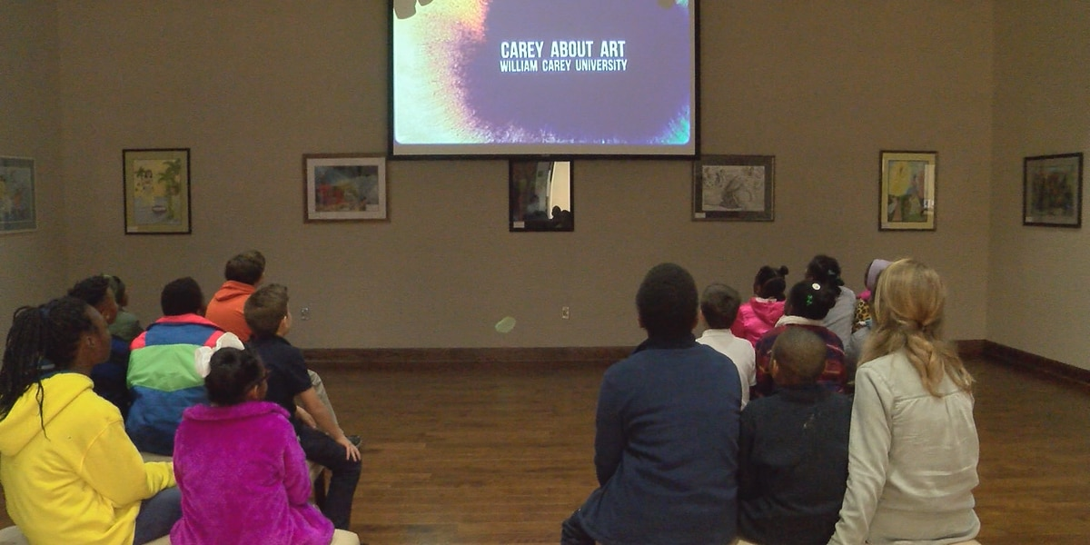 New video showcases drawings of young students in WCU art program