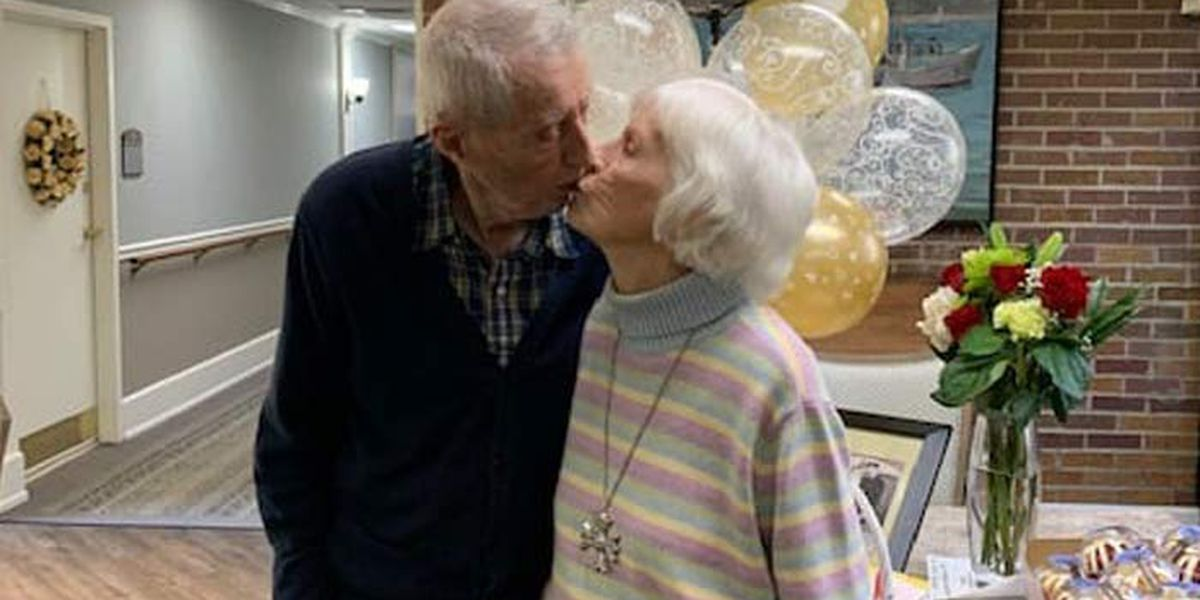 S.C. couple celebrates 70th anniversary on Christmas Day