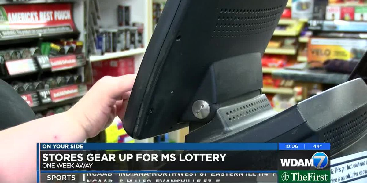 Pine Belt vendors get ready for lottery sales