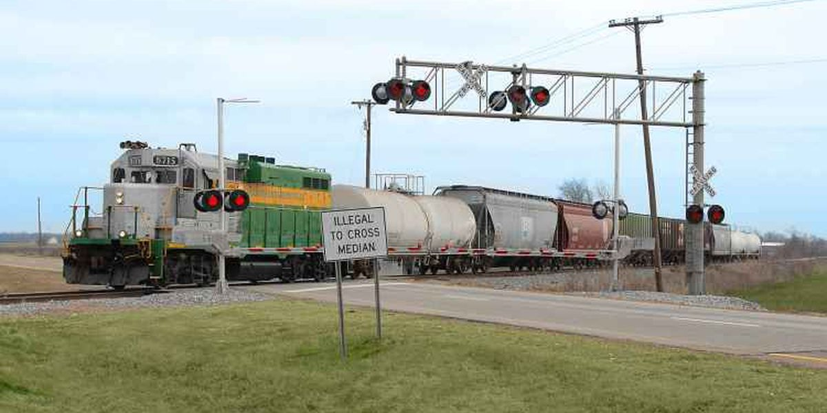MDOT invests in railroad projects across Mississippi