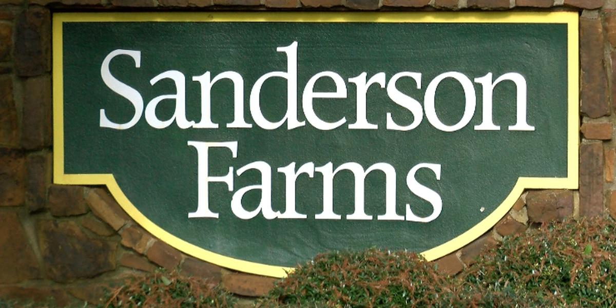 Sanderson Farms donates $25,000 to American Red Cross for tornado relief