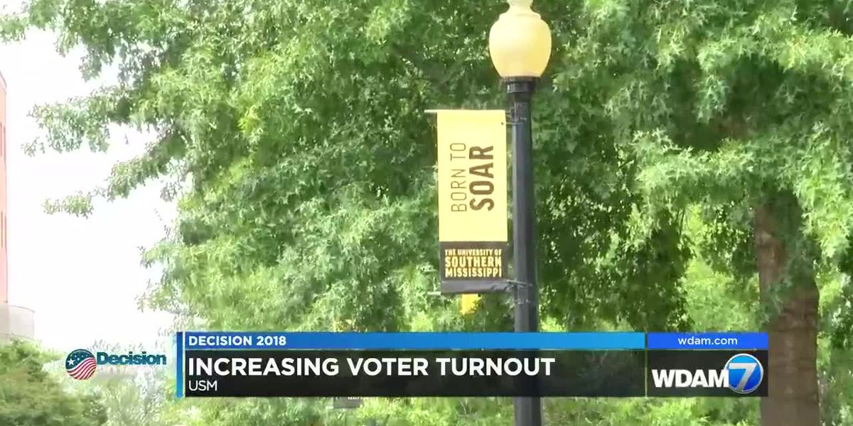 USM School of Social Work receives grant to encourage voter turnout