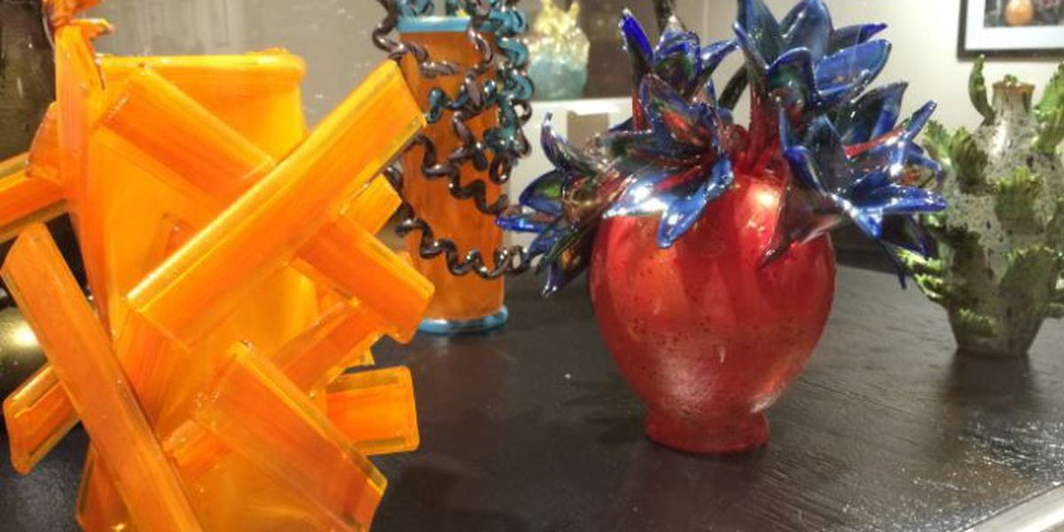 Chihuly glass exhibit at LRMA wrapping up June 5