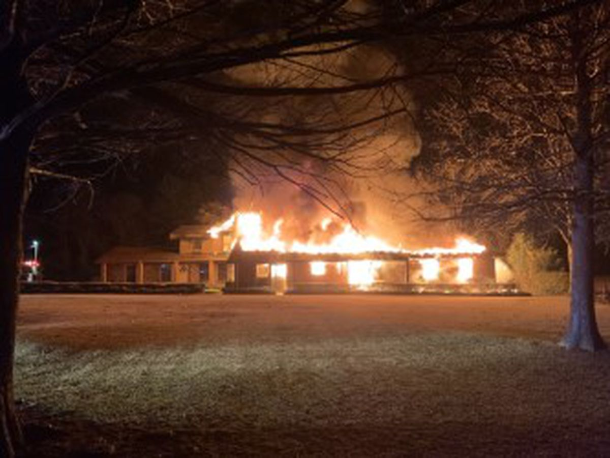 Hebron couple loses home to fire Thursday morning