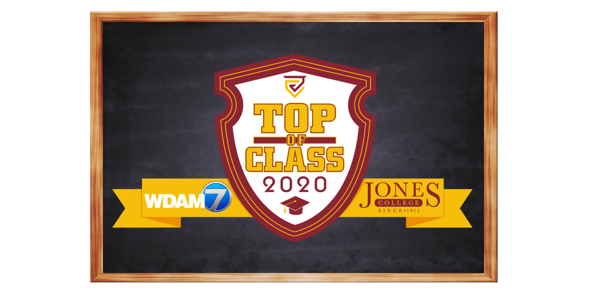 Download your Top of Class 2020 video