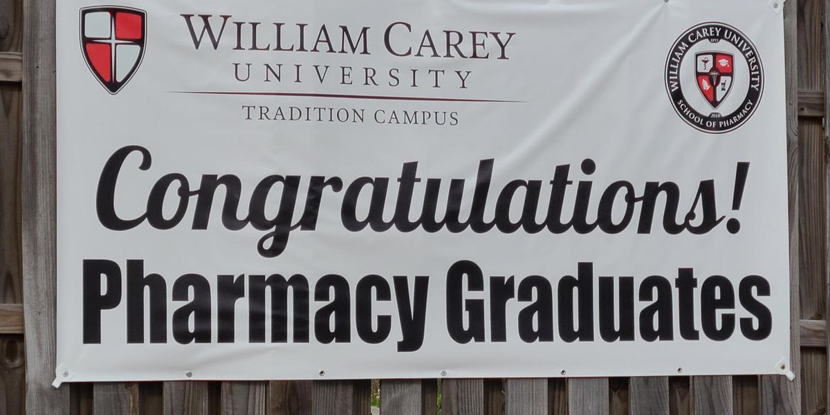 William Carey graduates 47 new pharmacists from accelerated program