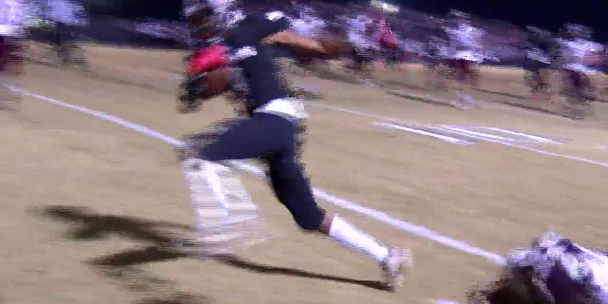 High School Highlights: Richton at Lumberton