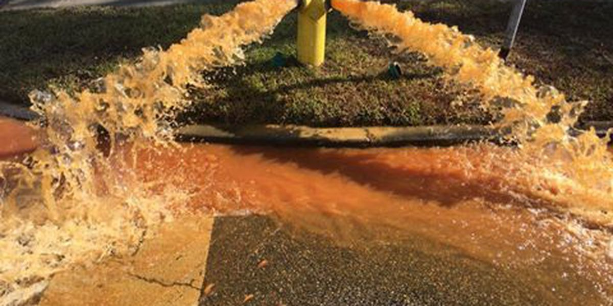 Hattiesburg residents see little relief, few answers for brown water