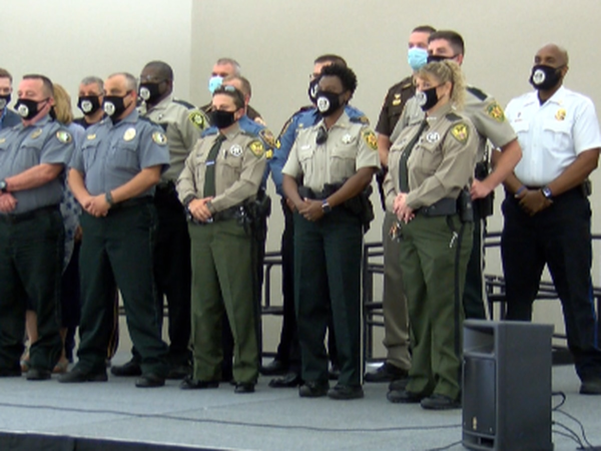 Pine Belt law enforcement officers graduate from CIT program