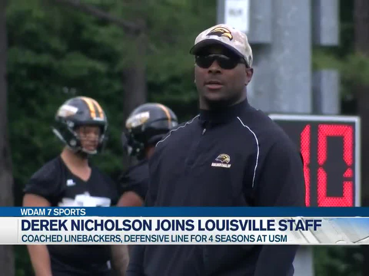 USM co-defensive coordinator headed to Louisville